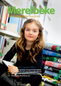 copywriter magazine infoblad
